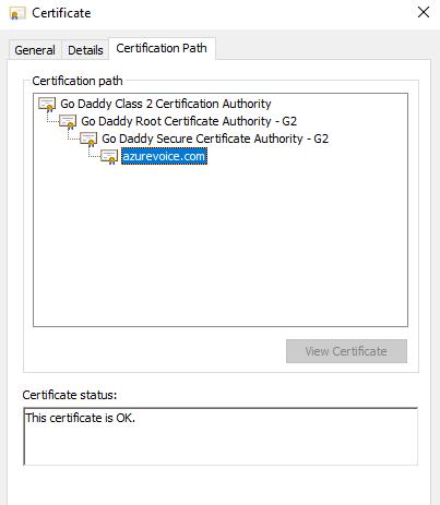 Creating a local PFX copy of App Service Certificate - App